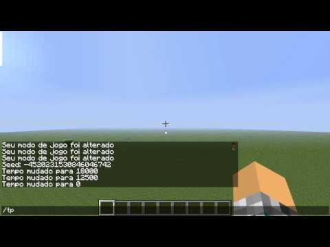 Comandos Basicos do Minecraft