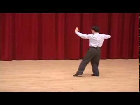 Gold Tango - Natural Fallaway Promenade Ballroom Dance Lesson