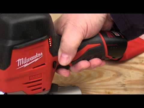 Milwaukee M12 Cordless Jig Saw Review