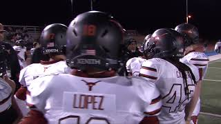 Arizona Longhorns vs West Valley Spartans Championship Football Game  2018