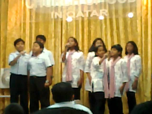 ICPF Talent Test - Junior Group Song.