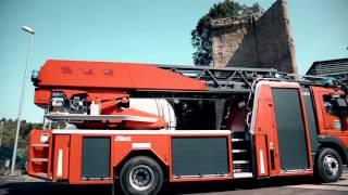 Fit für die Brandbekämpfung