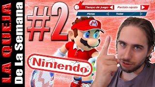 La Queja de la semana #2   La TORPEZA de NINTENDO (Mario Tennis Aces)