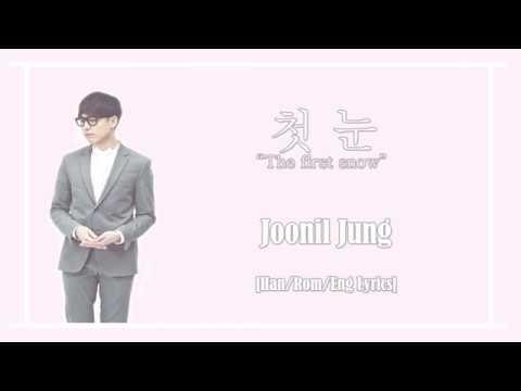 [Han/Rom/Eng] Jung Joonil - The First Snow [Goblin 도깨비 OST Part 8] Lyrics