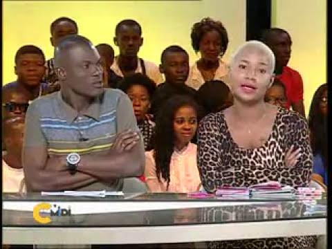 C' Midi de RTI 1 du 03 Septembre 2014 avec Gohou Michel