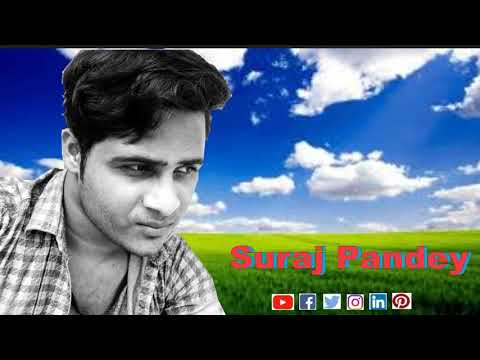 ये मेरा मन Poetry -Suraj Pandey   film director   fashion designer   writer   Satra flms production