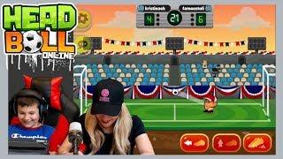 HEAD BALL GAME  Παιχνίδια στο Famous Games/Famous Toli