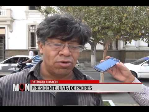 31/03/2015 18:45 PROTESTA DE ESTUDIANTES LINDAURA CAMPERO