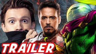 Reupload: Spider-man CB Origin Easter Eggs!!! Spider-Man Far From Home Trailer Breakdown!!!