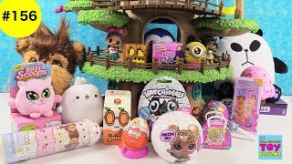 Blind Bag Treehouse #156 Unboxing LOL Surprise Molang Silly Scoops | PSToyReviews