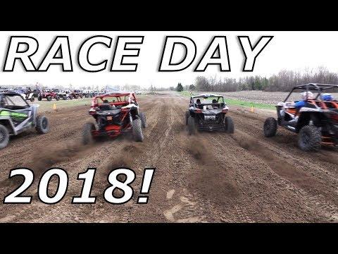 SXSBlog Race Day 2018! Turbo YXZs, X3s, and Turbo XPs!