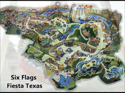 Buy Tickets Six Flags Fiesta Texas