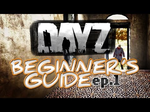 Day Z : Beginner's Guide - Inventory &amp; Movement Tutorial