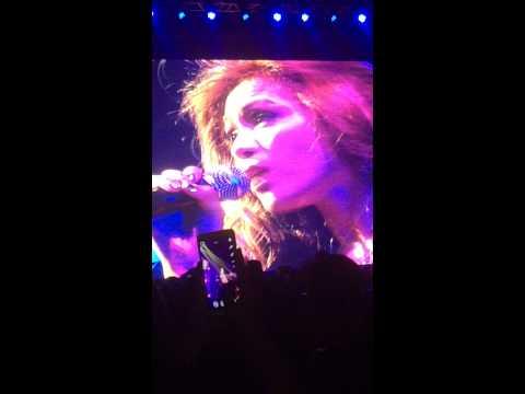 Toni's Song For Her Boyfriend, Direk Paul: I Won't Give Up (celestine Concert) video