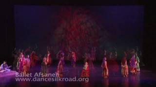 Ballet Afsaneh: Afghan Dance - Parwaz - Fly Free