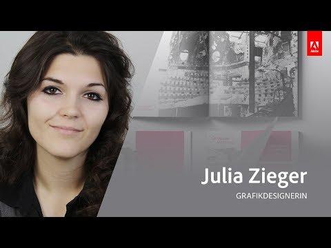 Grafikdesign mit Julia Zieger - Adobe Live 3/3