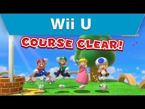 Wii U Developer Direct - Super Mario 3D World @E3 2013