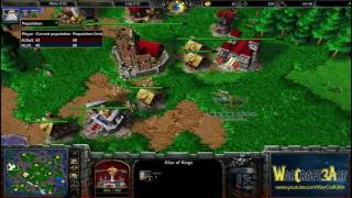 Sok(HU) vs Moon(NE) - WarCraft 3 Frozen Throne - RN2907