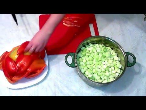 GVK : Замораживаем овощи на зиму, замораживаем кабачок , замораживаем перец