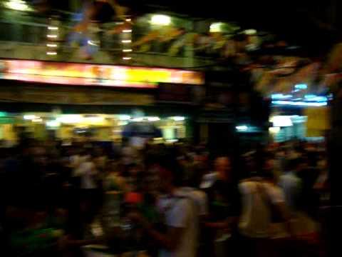 Songkran @ Kao San Road