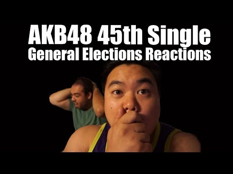 AKB48 45th Single Sousenkyo General Elections Reactions - Drunken revelry with Socal48