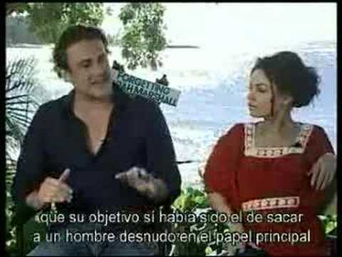 Paso de ti (F. Sarah Marshall) Entrev Jason Segel Mila Kunis Video