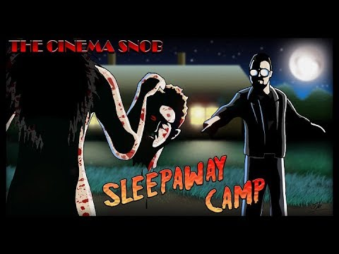 The Best of The Cinema Snob: SLEEPAWAY CAMP