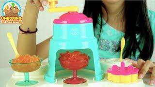 Mainan Anak ICE Smoothie Crusher Es Serut - Make Your Own ICE Smoothie Crusher
