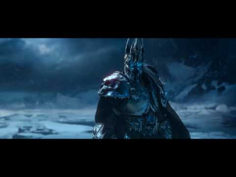 'World of Warcraft : Wrath of the Lich King' Cinematic Trailer