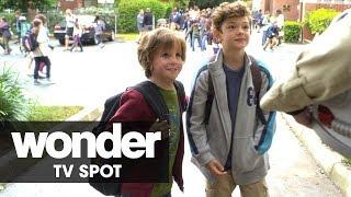 """Wonder (2017 Movie) Official TV Spot – """"Inspiring"""" – Julia Roberts, Owen Wilson"""