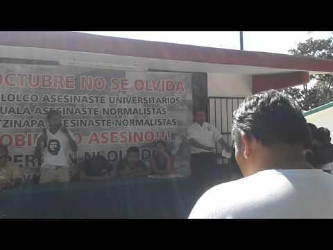 Estudiantes de ayotzinapa Chetumal
