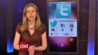 CNET Update - Twitter's Super Bowl touchdown