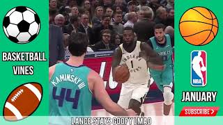 The Best Basketball Sports Vines (2018)