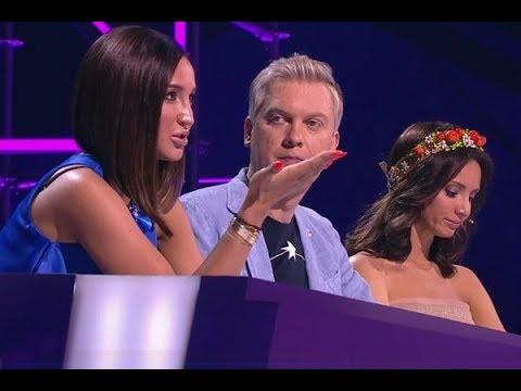 Мигель и Светлаков посмеялись над Бузовой в шоу Танцы