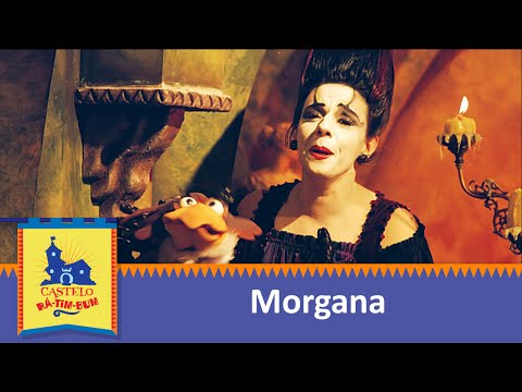 Morgana - Castelo Rá-Tim-Bum