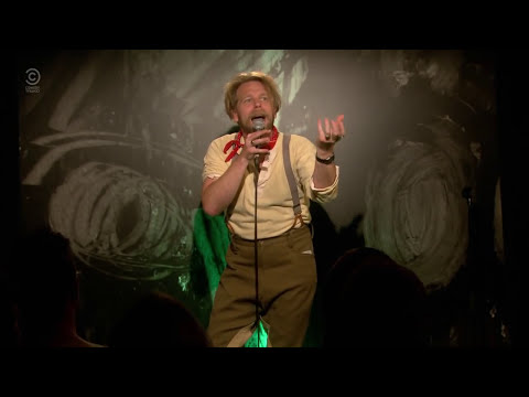 Tony Law on The Alternative Comedy Experience | Comedy Central UK