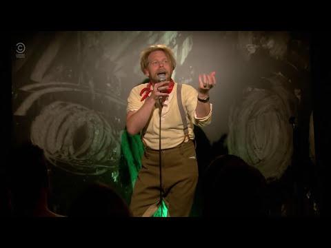 Tony Law on The Alternative Comedy Experience