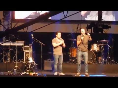 Jesus Culture no Rio de Janeiro - Comunidade Internacional da Zona Sul no dia 28/04/2015