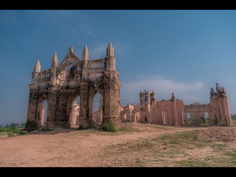 A tour to Shettihalli Church under 2 minutes!