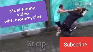 Most & Best Funny video with motorcycles