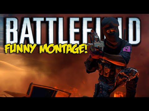 Battlefield 4 Funny Montage!  Claymore tank Fails, Sad Azzy , Magic Chaboyy (BF4 Funny Moments)