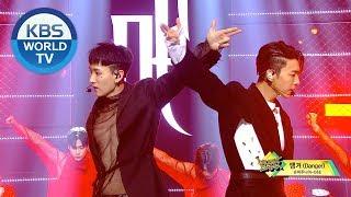 SUPER JUNIOR D&E(슈퍼주니어 D&E)- Watch Out & DANGER(땡겨) [Music Bank COME BACK/2019.04.19]