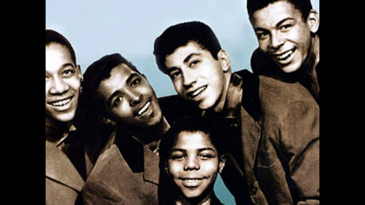 Frankie Lymon And The Teenagers - I'm Not A Juvenile Delinquent - Baby Baby