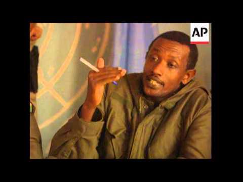 Rwanda - UN Officer Killed / Refugees