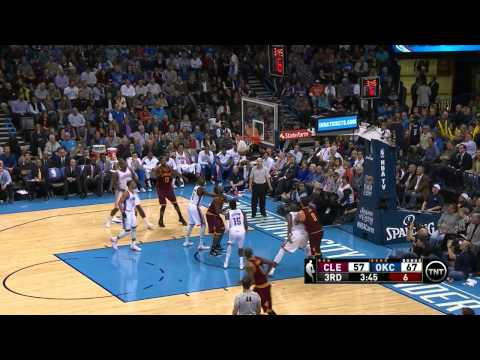 Cleveland Cavaliers vs. Oklahoma City Thunder Full Highlights 12.11.2014