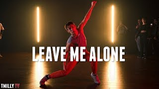 Flipp Dinero - Leave Me Alone - Dance Choreography by Josh Killacky - #TMillyTV