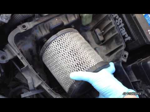 Air Filter Replacement (