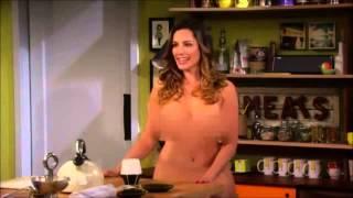 Kelly Brook Walks Around Naked Blurred One Big Happy