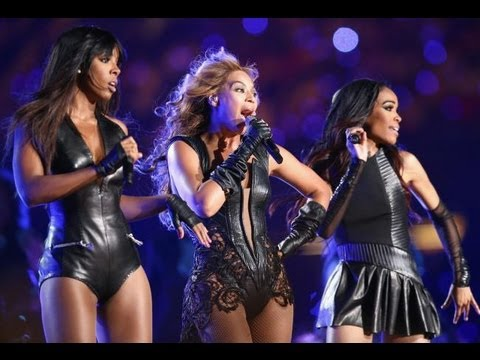 2013 superbowl:BEYONCE'S Halftime Show Super Bowl Performance Plus Destiny's Child Reunion