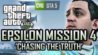 GTA 5 Epsilon Mission 4 - Chasing the Truth